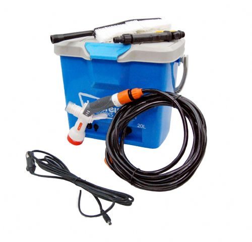 Electric 12v Portable Jet Wash Kit  20 Litres